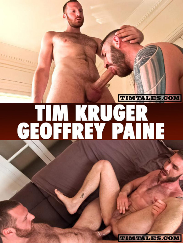 Tim kruger and geoffrey paine