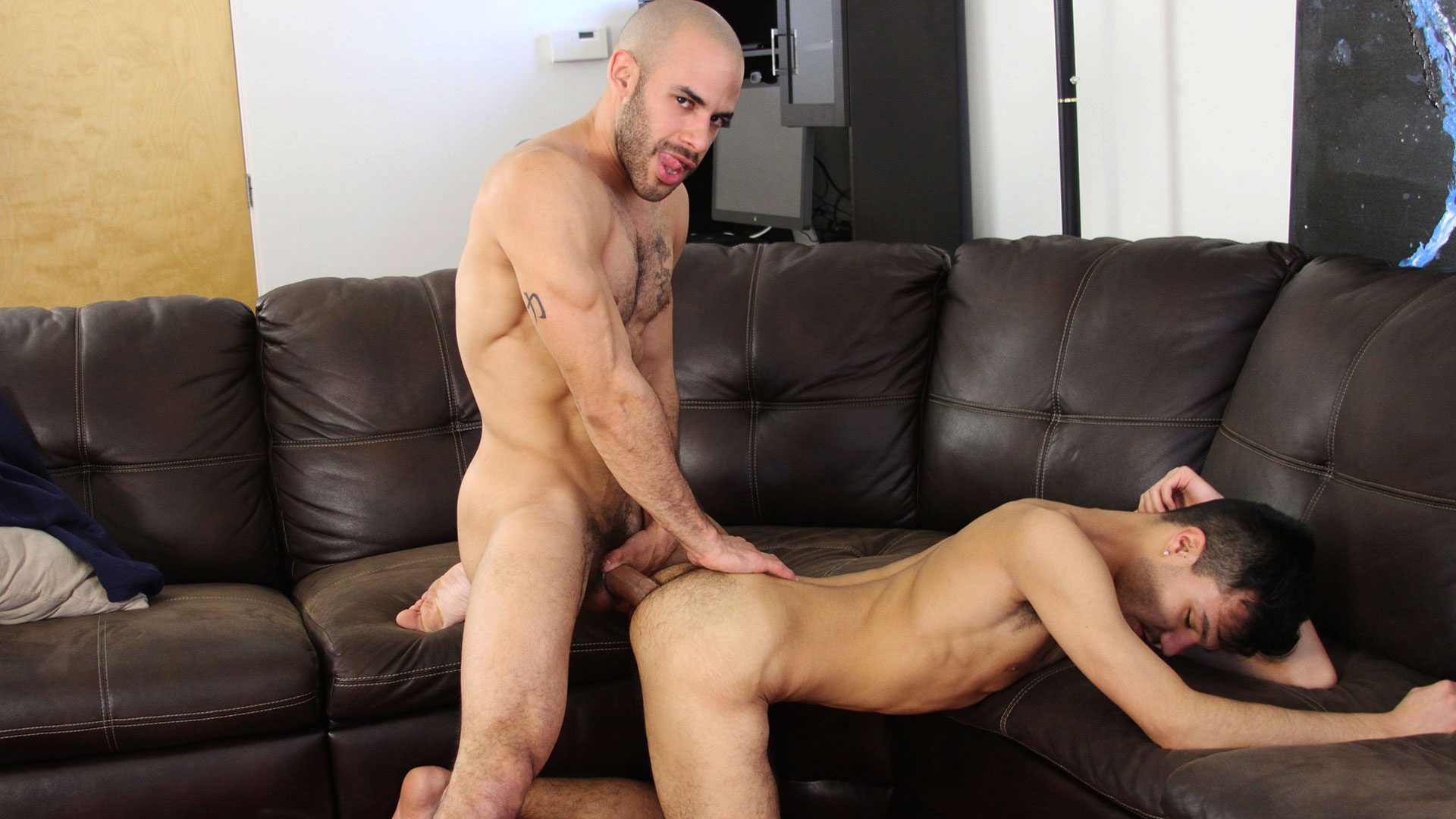 Austin Wilde Porno Gay guys in sweatpants - austin wilde & jacob rivera   gay porn