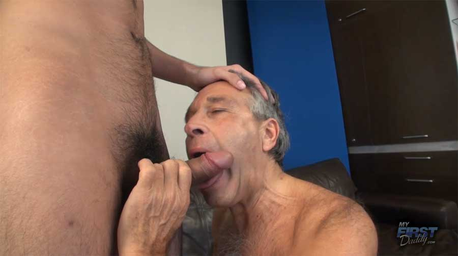 Daddy big dick porn