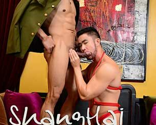 Shanghai Mansion with another muscle stud, but ends up being the bottom bitch! I like to go somewhere warm when winter arrives. I hate cold weather.