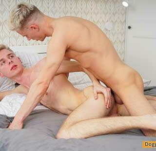Mariano Basso and Nick Starlet have so much in common, but their similarities extend far beyond their fit bodies and blond hair. It's the first time these gorgeous twinks have met and they can't...